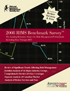 Benchmark Survey Book 2008 - Survey Non-Contributor