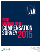 RIMS 2015 Compensation Survey - Non-Contributor