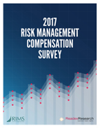 RIMS 2017 Compensation Survey - Contributor