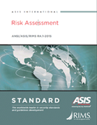 ANSI/ASIS/RIMS Risk Assessment Standard-PDF
