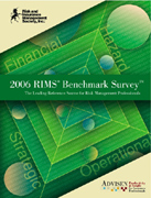Benchmark Survey Book 2006 - Survey Contributor