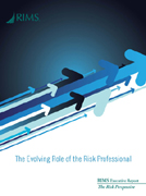 The Evolving Role of the Risk Professional