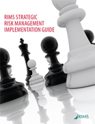 RIMS Strategic Risk Management Implementation Guide